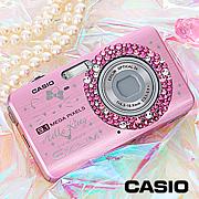 CASIOデジタルカメラEXILIM