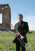 トロンボーン奏者・早川隆章