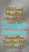 Scuderia Ambassador