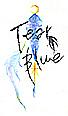 TEAR BLUE