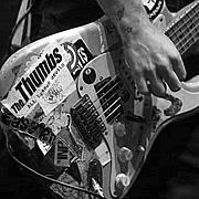 俺のギターはステッカーまみれ!