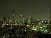 福岡市の夜景が好き☆