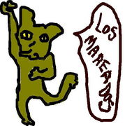うるさいぐみ(Los Mareados)