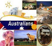 Australia中心でチーズを食べる