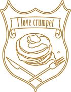 I love crumpet
