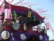 金比羅神社例大祭 第三祭典区