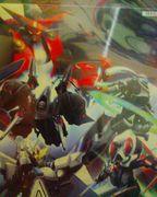 ロボットアニメのロボット好き!