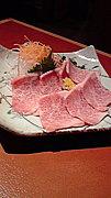 秋田県南部で焼肉