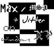 Max/MSP+JitterOnWindowsXP