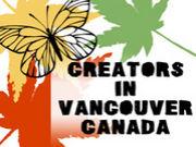 Creators in Vancouver Canada
