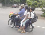 東南アジア現地生産バイク
