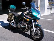 ヤマハ ディバージョン900