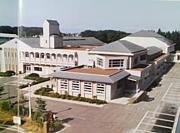 玉川村立須釜中学校