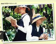 夢みる葡萄〜本を読む女〜