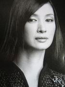 モデル 田中久美子