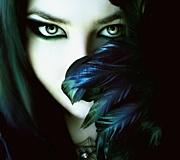 『キツい顔の優しい女』