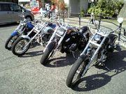 アメリカンバイクが好きin広島