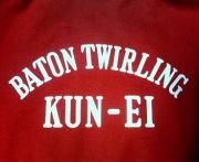 KUN-EI  BATON  TWIRLING