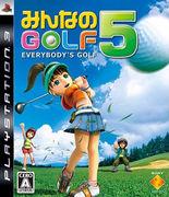みんなのゴルフ5 mixi部