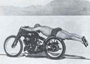 Shimokita Motorcyclist