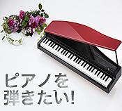 ピアノを弾きたい!