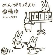 のんびりバスケ@横浜