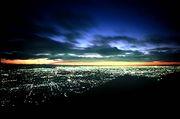 東海地方の夜景