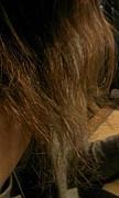 久米様主催ちりっちりの髪の毛