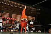 京都 中堂寺 六斎念仏 踊り