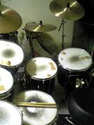 旭川市近郊で活動するドラム奏者