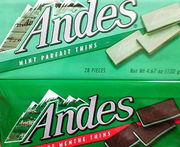 Andes ミントチョコレート
