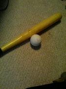 フワボール野球