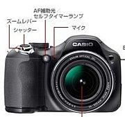 カシオ★EX-FH20
