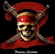 カリビアンの海賊たち(笑)