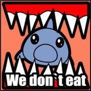 イルカ絶対食べませんから!