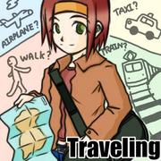Traveling