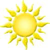 。o○☆*太陽から元気*☆○o。
