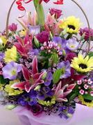 綺麗なお花をプレゼントされたい