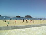 西の浜の夏休み