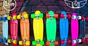 Penny Skateboards & Stereo