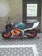 NSR50 レプソル 福岡
