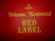 Vivienne Westwood -RED LABEL-