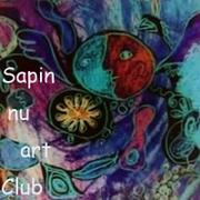 Sapin nu art club