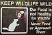 Keep Wildlife Wlid