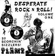 DESPERATE ROCK'N'ROLL
