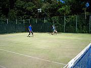 多摩地区でダブルス(テニス)