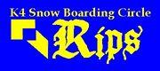 K4 SnowBoarding Circle「Rips」