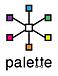 *palette*