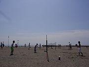 ビーチテニスin浜松(湖西)
