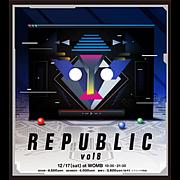 「REPUBLIC」